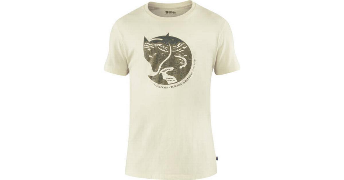 Fjällräven Arctic Fox T shirt Chalk White