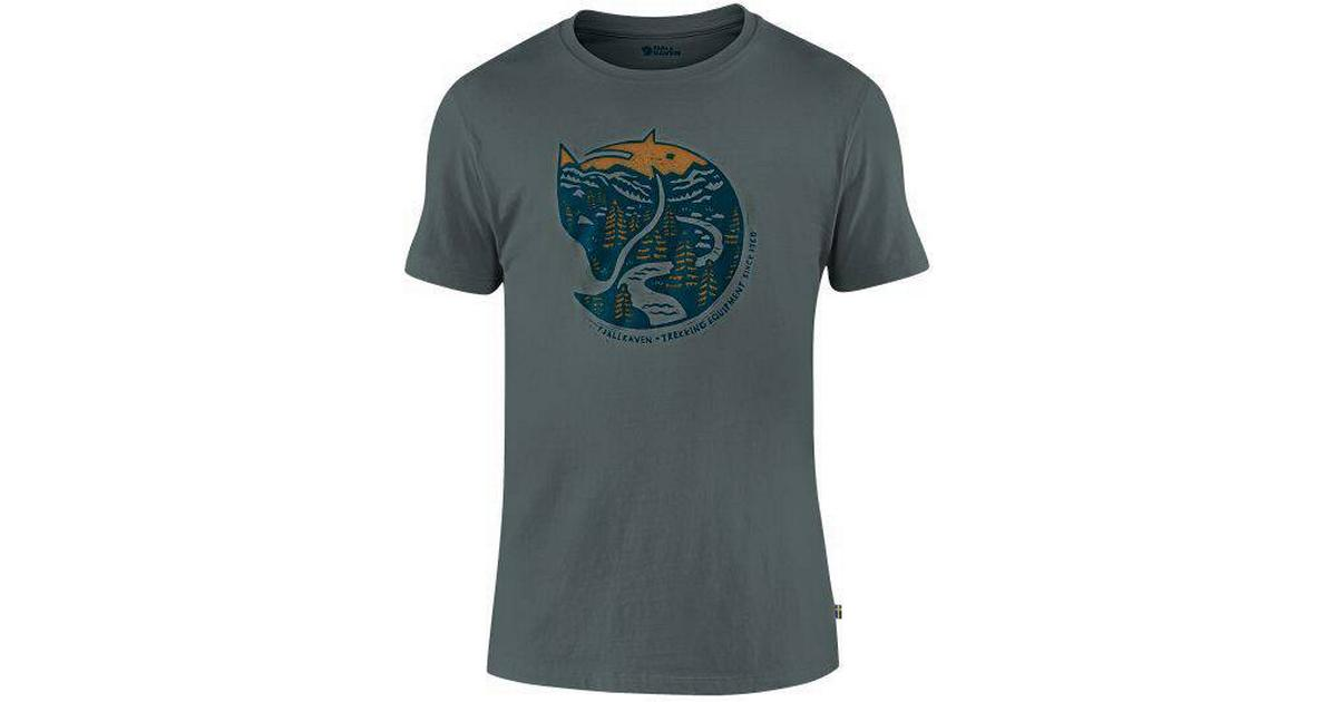 Fjällräven Arctic Fox T shirt Dusk