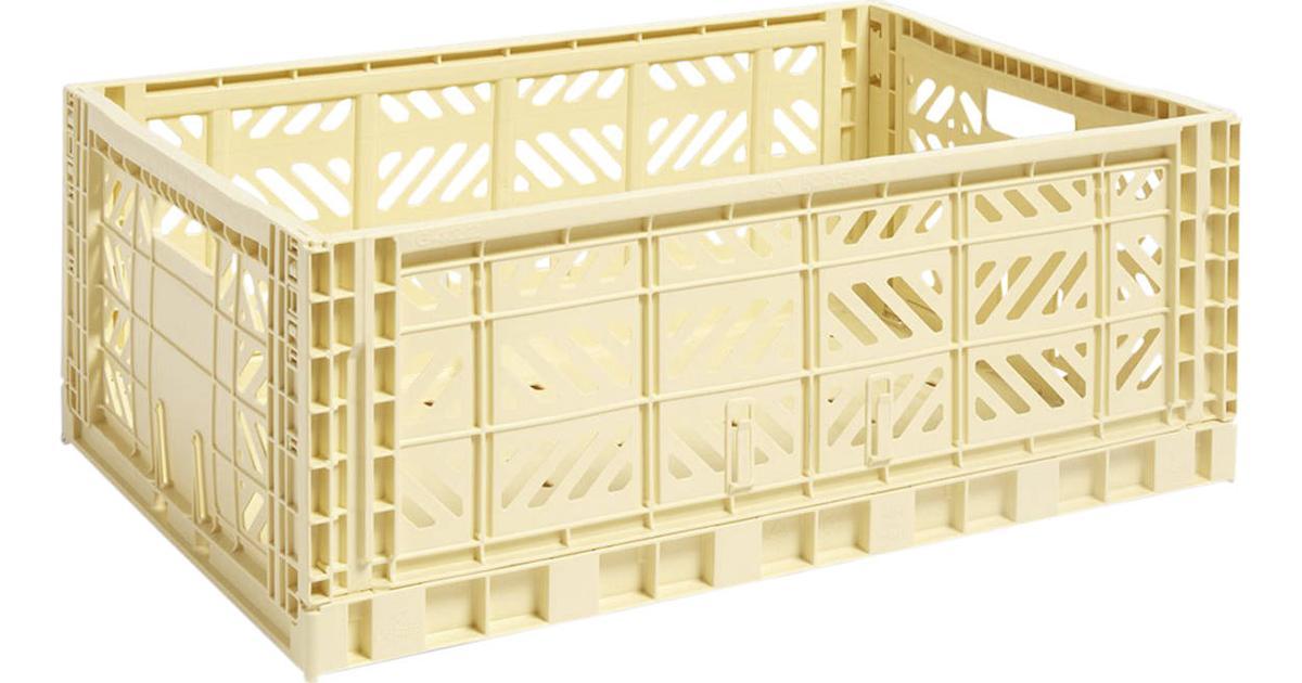 Picture of: Hay Colour Crate Large Opbevaringskasser Se Priser Hos Os