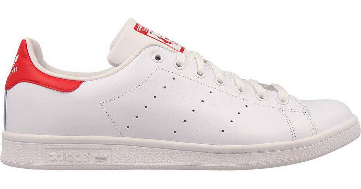 Adidas Stan Smith M Cloud WhiteCloud WhiteCollegiate Red