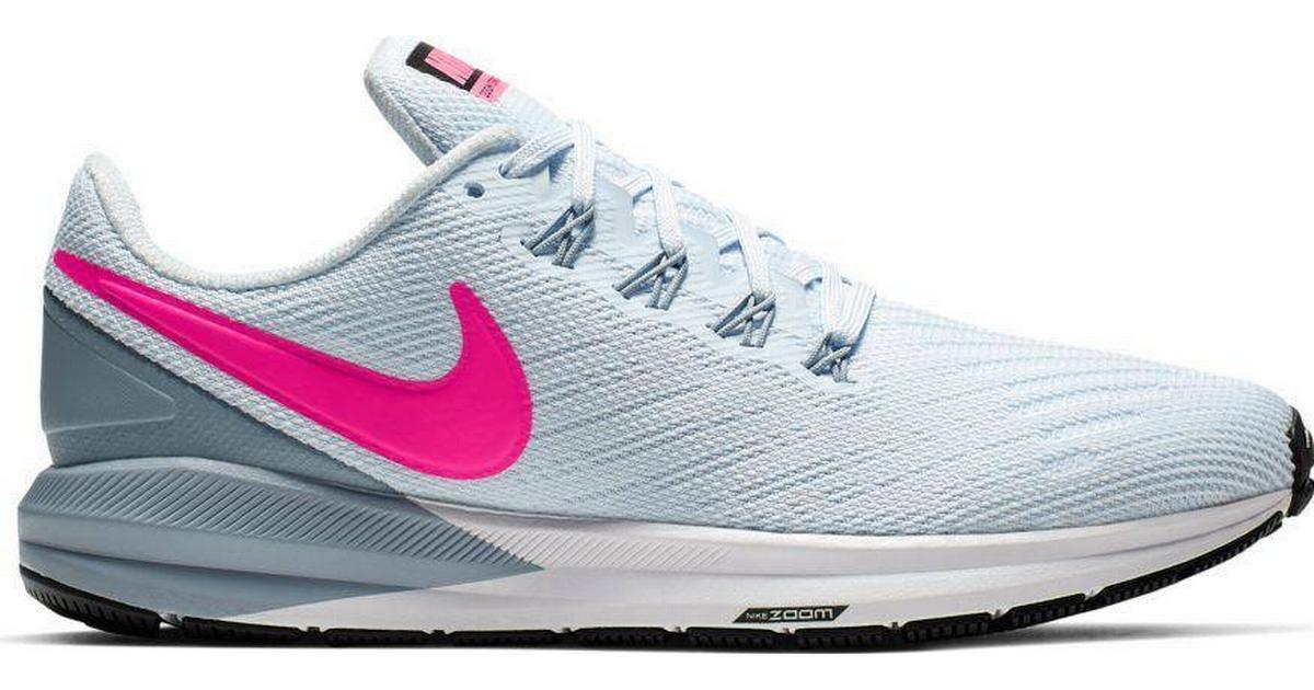 Nike Air Zoom Structure 22 W Half BlueObsidian MistBlackHyper Pink