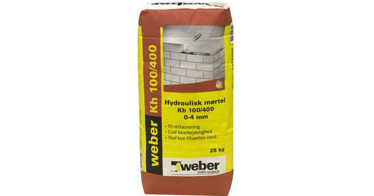 Weber hydraulisk mørtel