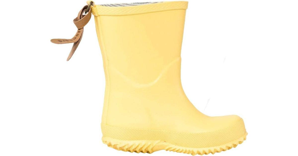 Bisgaard Rubber Boots Yellow