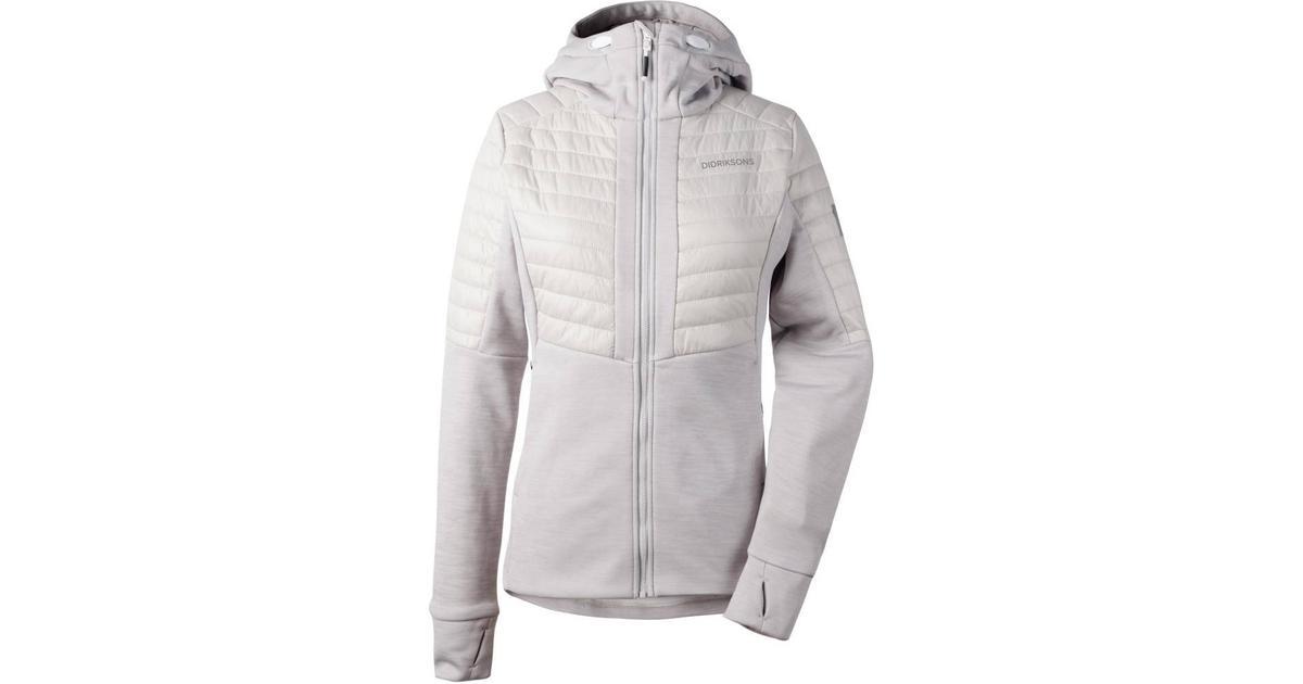Didriksons Annema Hybrid Jacket Aluminum