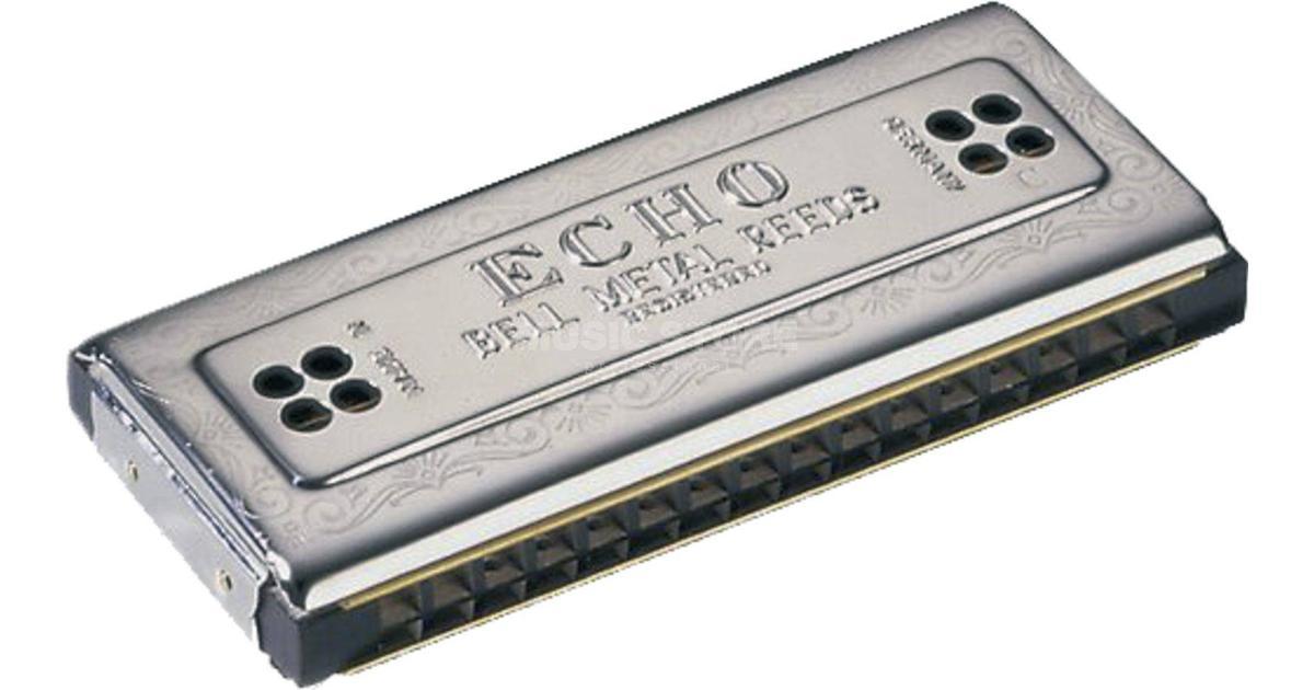 Hohner ECHO HARP CG //64 Mundharmonika HOM546433