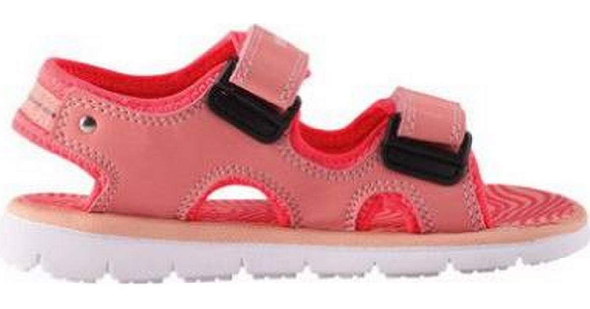 engros salg Forenede Stater bedste leverandør Reima Bungee Sandals - Coral Pink