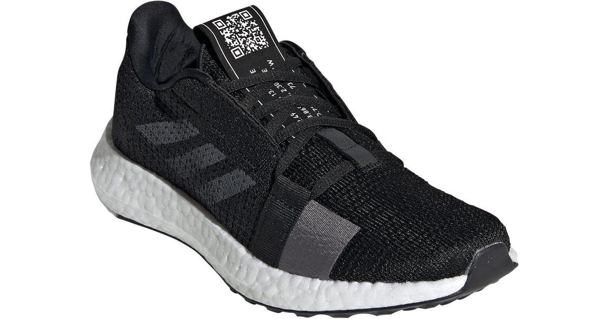 Adidas SenseBOOST Go W Core BlackGrey FiveCloud White