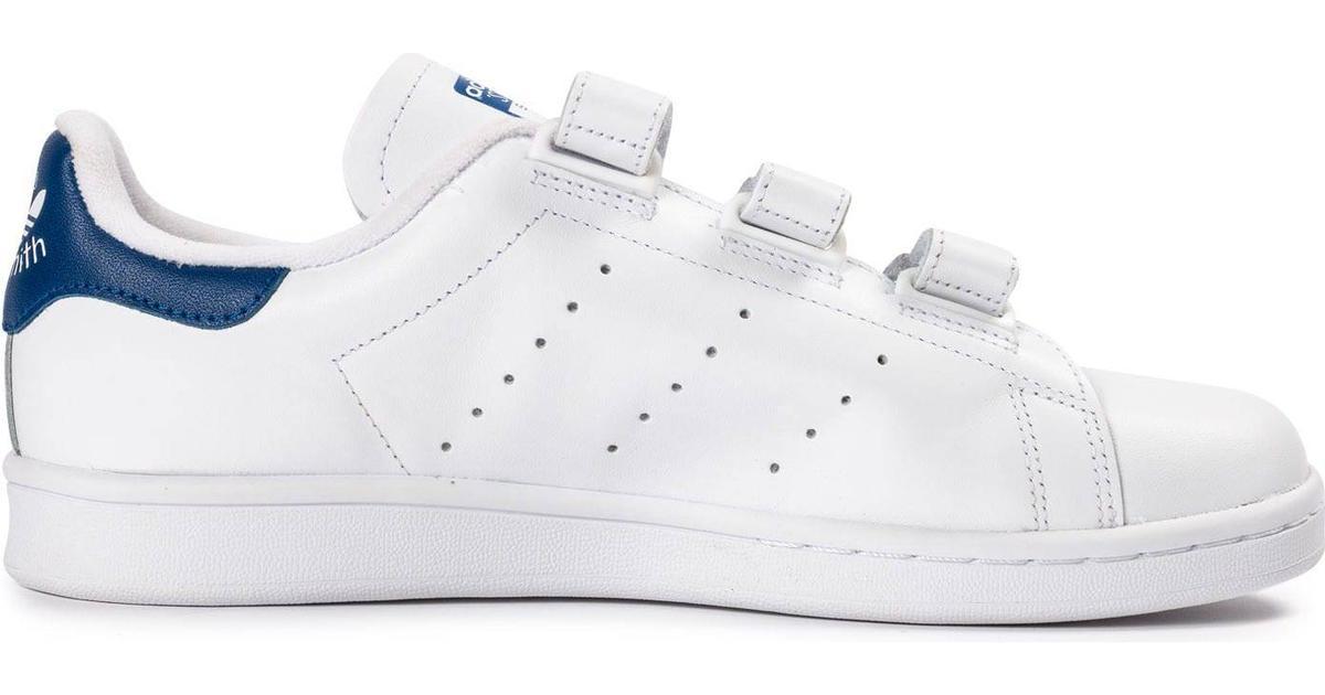 Adidas Stan Smith White Sammenlign priser & anmeldelser på PriceRunner Danmark