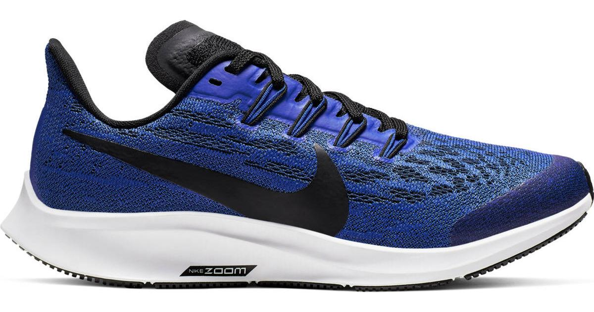 Nike Air Zoom Pegasus 36 Racer BlueWhiteBlack