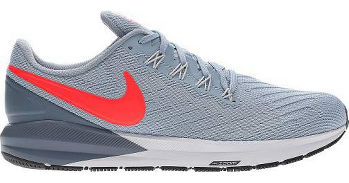 Nike Air Zoom Structure 22 M Obsidian MistArmoury BlueVast GreyBright Crimson