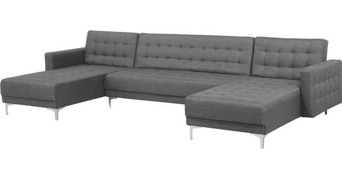 Picture of: Beliani Aberdeen 83cm U Sofa 5 Pers Se Priser 2 Butikker