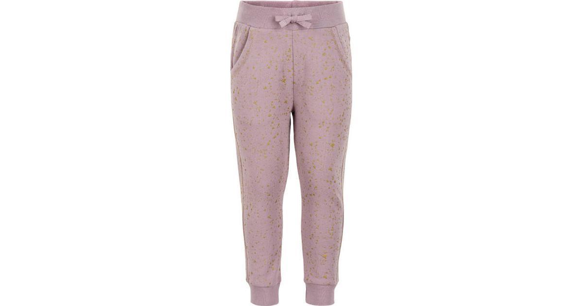 Creamie Gold Print Sweat Pants Nirvana (840127 N 6808)