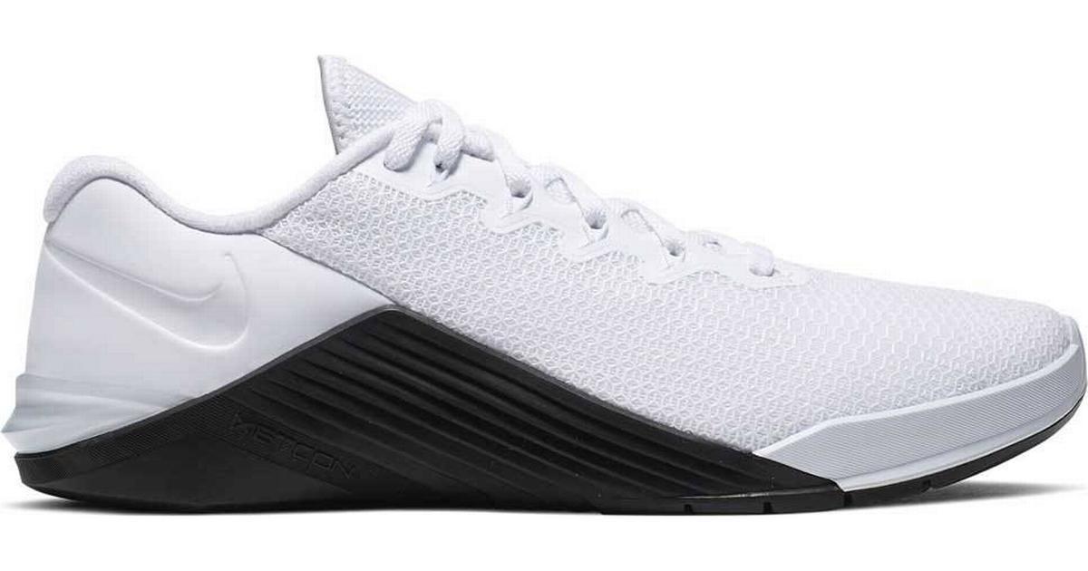 Nike Metcon 5 W WhiteBlack Sammenlign priser & anmeldelser på PriceRunner Danmark