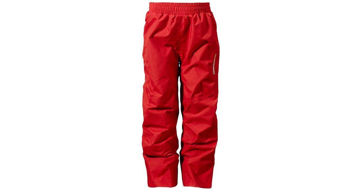 Didriksons Nobi Kid's Pants Flag Red (171501339305) Sammenlign priser & anmeldelser på PriceRunner Danmark