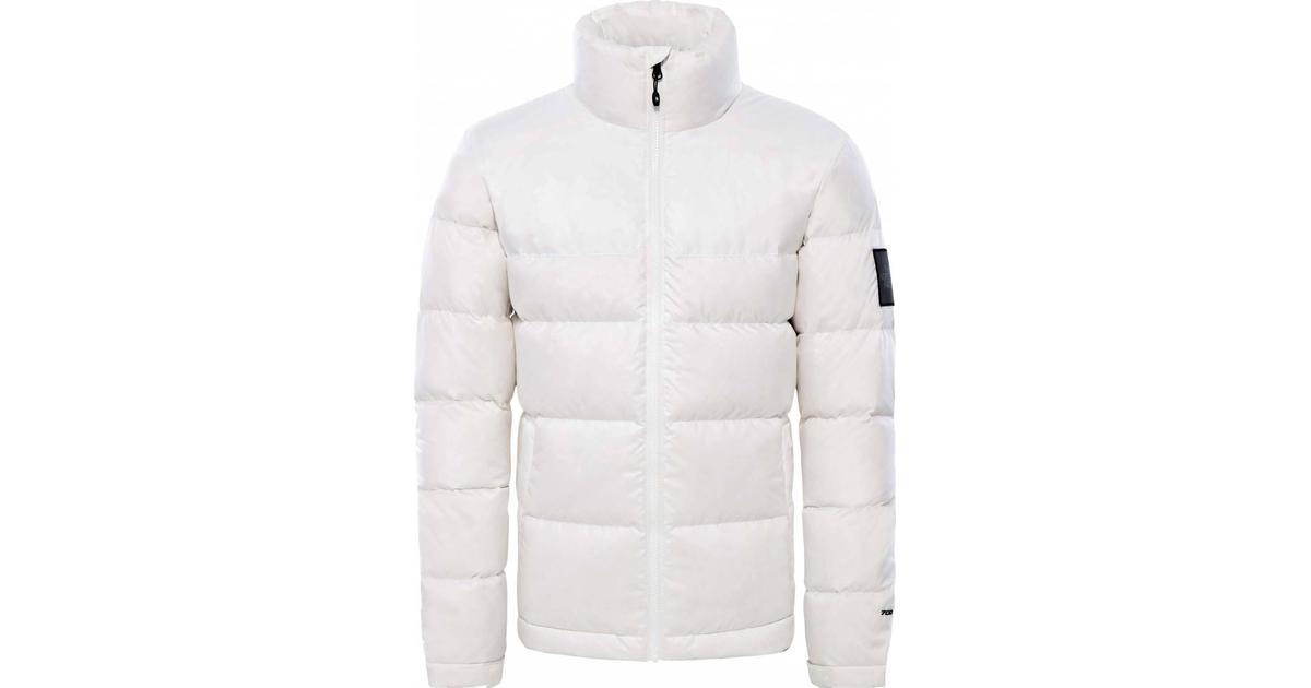 1992 Nuptse Jacket White