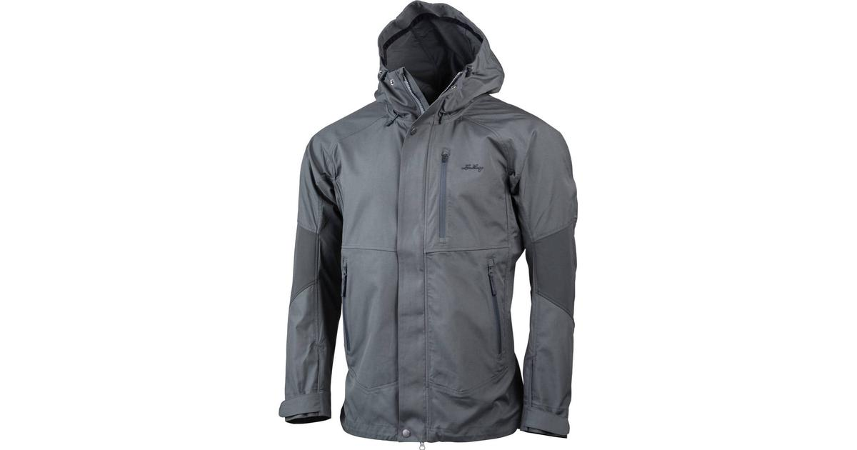 Bestbewertet echt verschiedenes Design beliebte Marke Lundhags Makke Jacket - Granite/Charcoal
