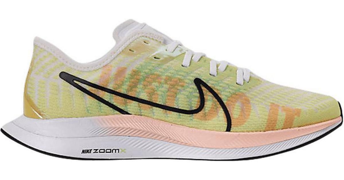 Nike Zoom Pegasus Turbo 2 Rise W Luminous GreenWhiteCrimson TintBlack Sammenlign priser & anmeldelser på PriceRunner Danmark