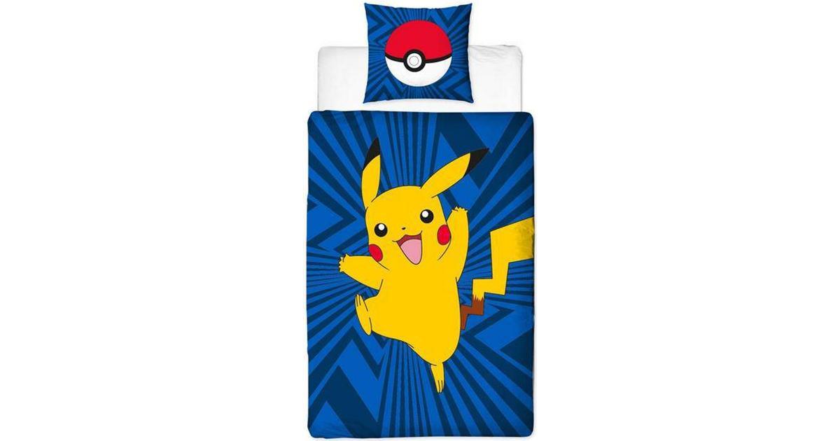 Pokemon Sengetoj 140x200cm Se Pris 2 Butikker Hos Pricerunner