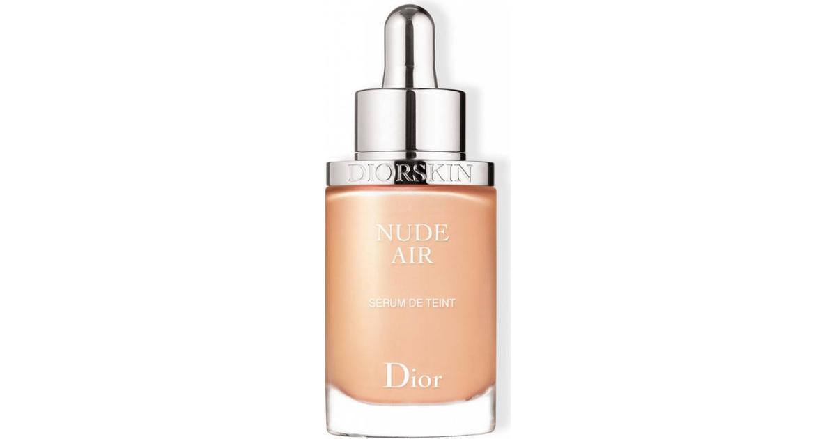 Shop Dior Diorskin Nude Air Serum SPF 25 050 Dark Beige