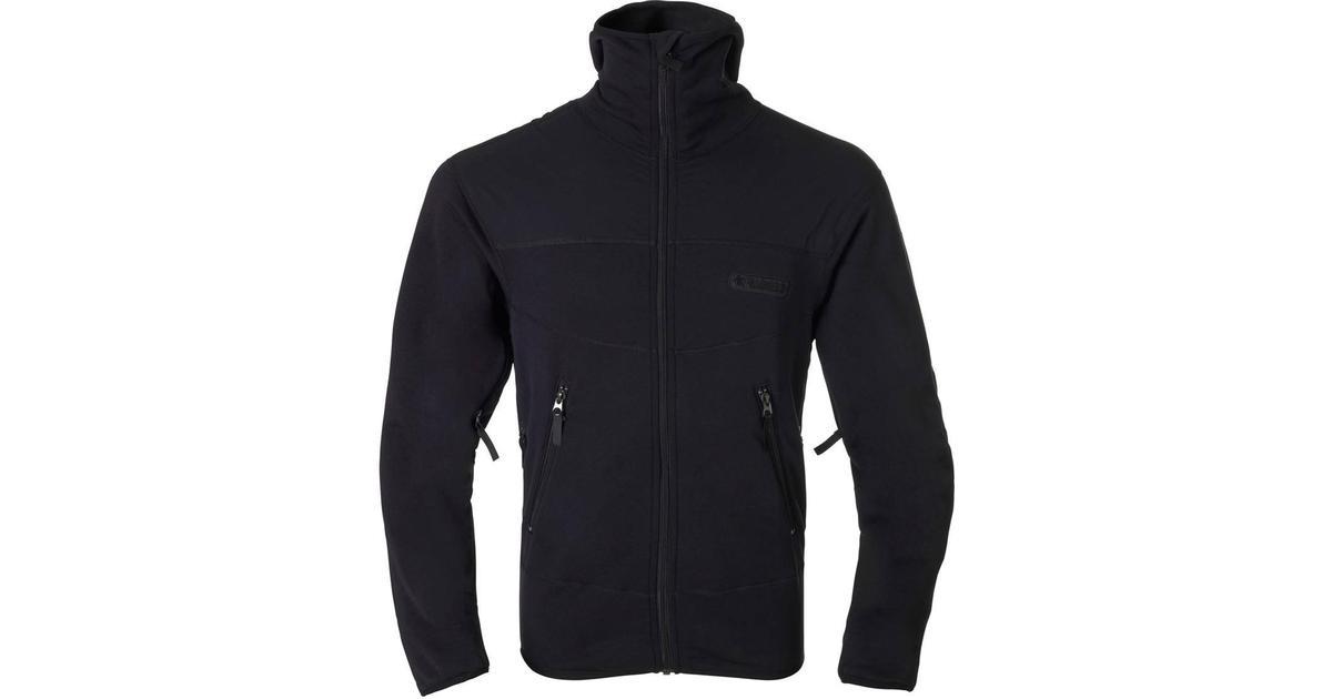 Køb sort Warmpeace Sneaker Powerstretch jakke | Spejder Sport