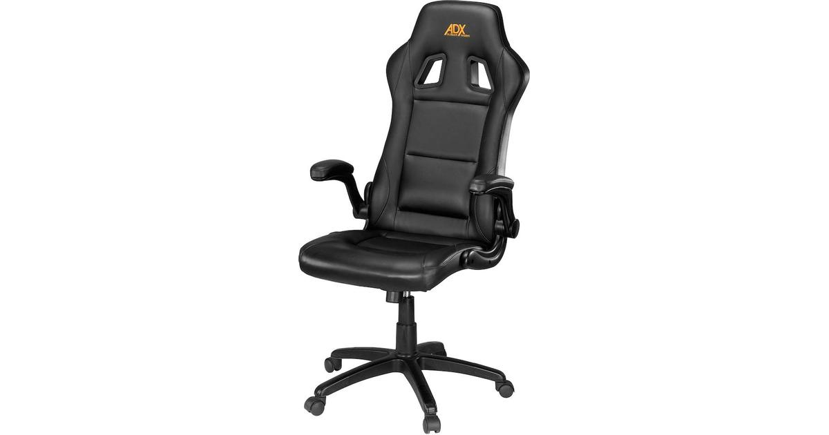 Adx Firebase A02 Gaming Chair Black Se Priser 1