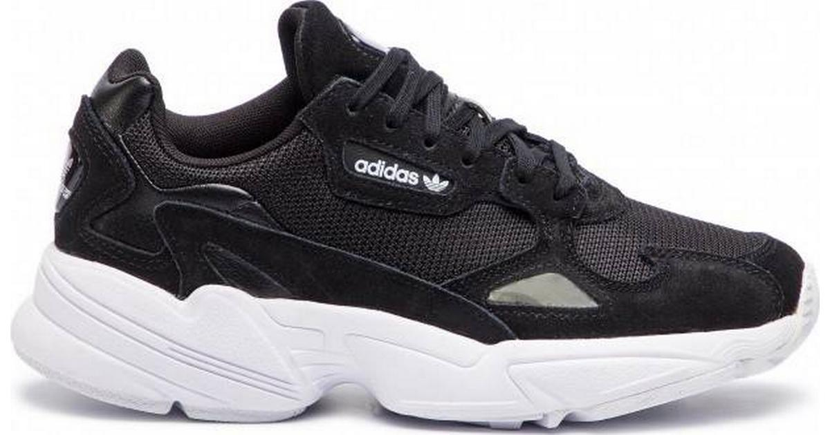 adidas Originals Sko Falcon W Core BlackCore BlackFtwr White