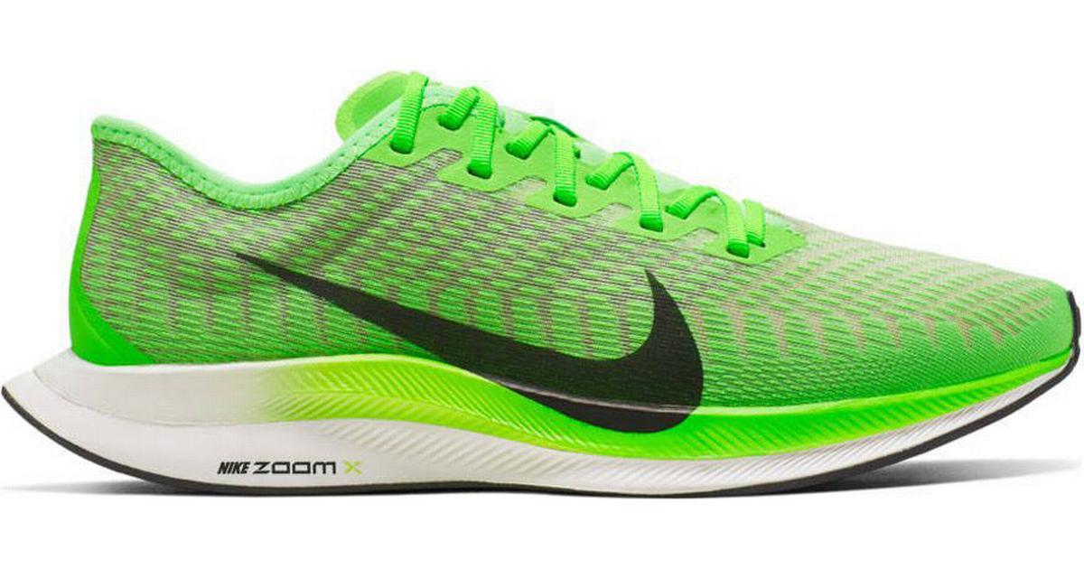 Nike Zoom Pegasus Turbo 2 M Electric GreenBio BeigePhantomBlack Sammenlign priser & anmeldelser på PriceRunner Danmark