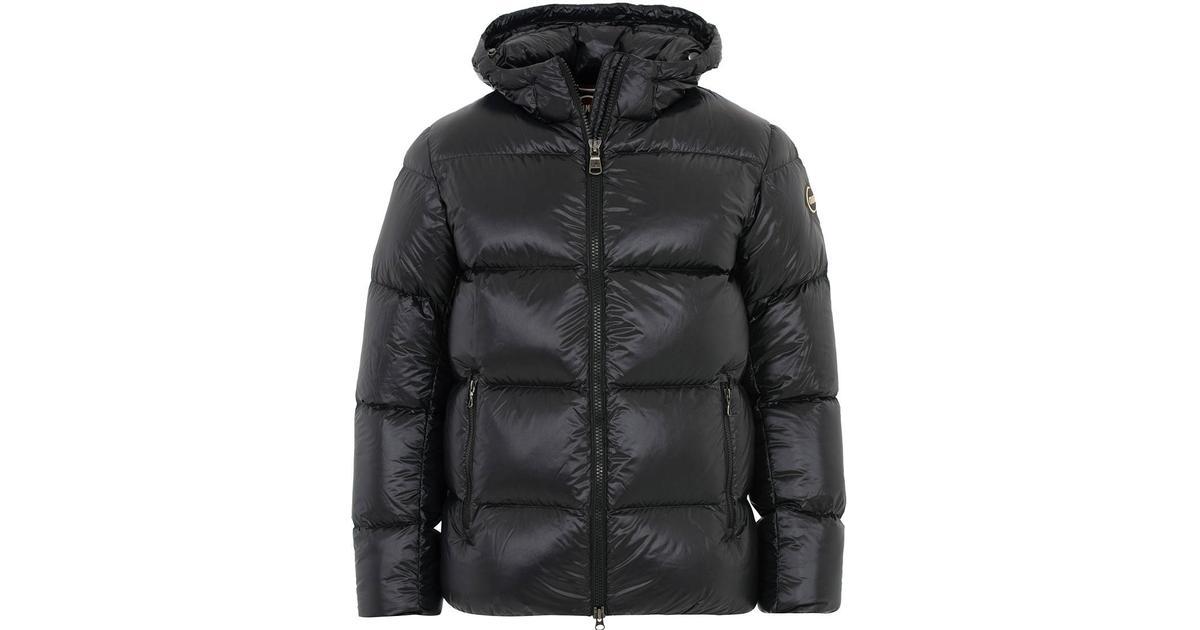Colmar Blaze High Shine Down Hooded Jacket Black Sammenlign priser & anmeldelser på PriceRunner Danmark