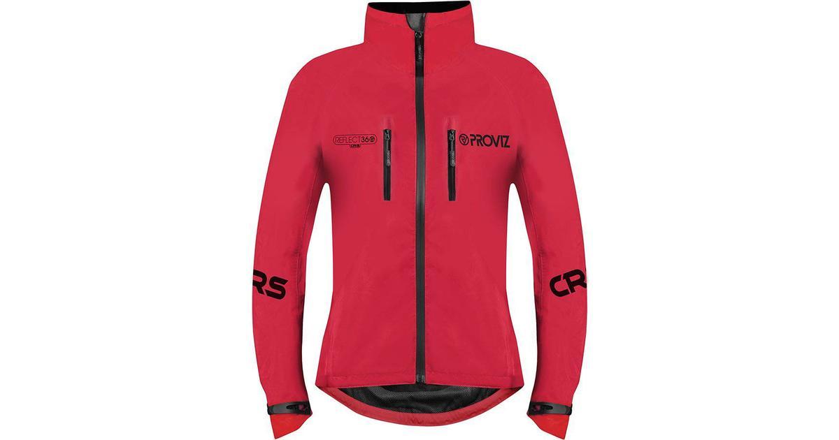 Proviz Reflect360 CRS Cycling Jacket Women Red Sammenlign priser & anmeldelser på PriceRunner Danmark