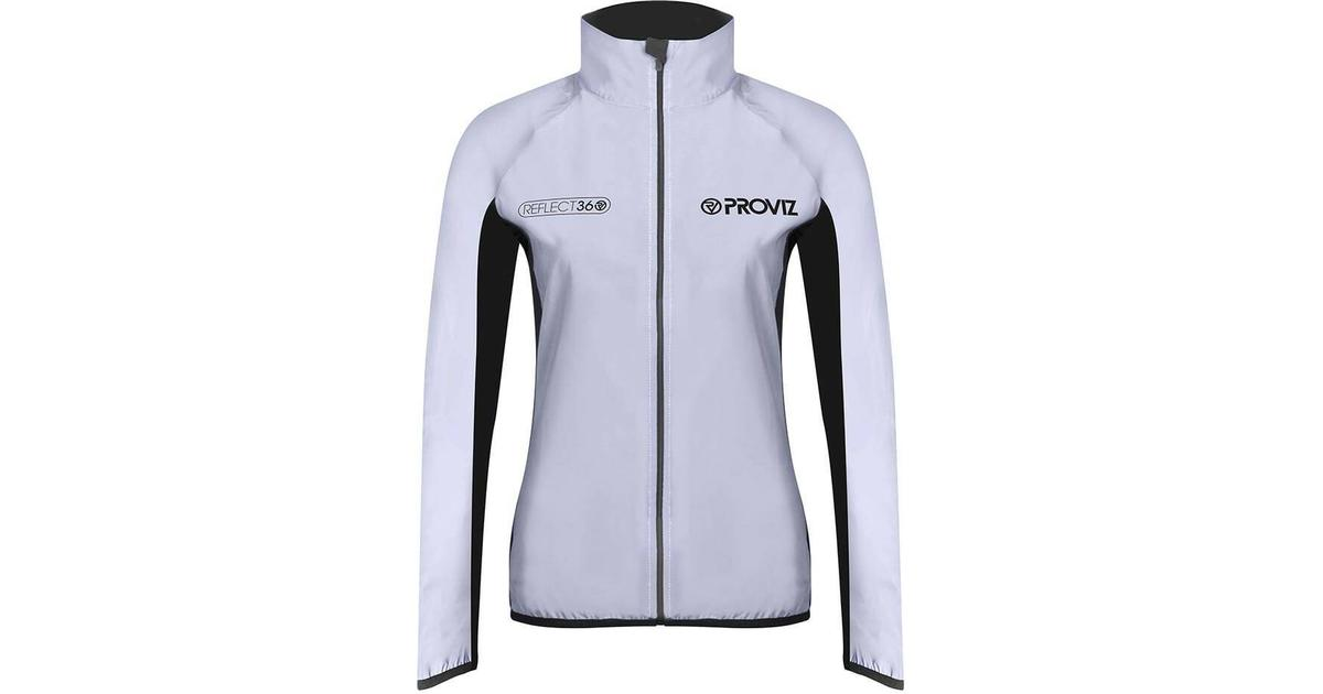 Proviz Reflect360 Running Jacket Women ReflectiveGrey