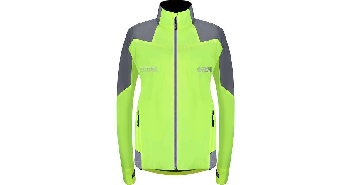 Proviz Nightrider 2.0 Cycling Jacket Women Yellow
