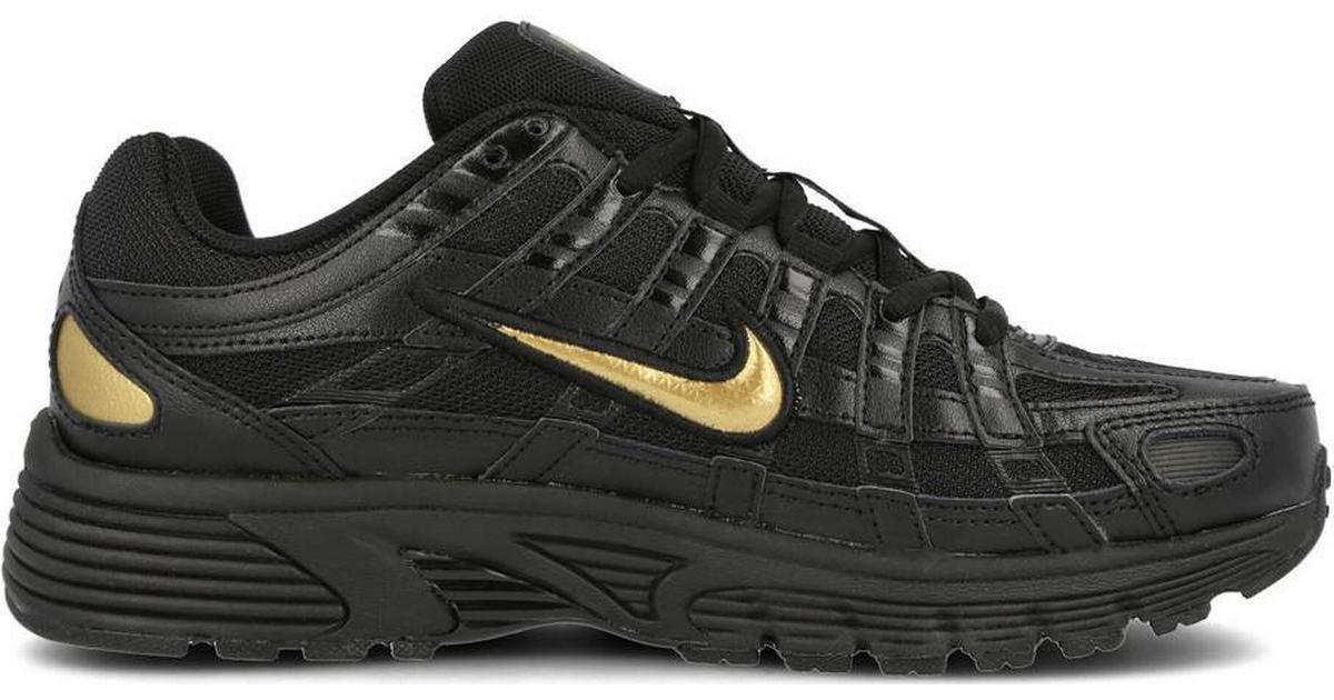Nike P 6000 Essential W BlackOff NoirMetallic Gold