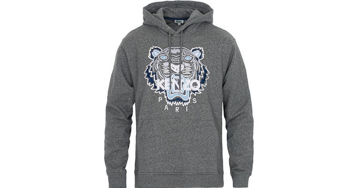 KENZO Tiger hættetrøje i mørkegrå