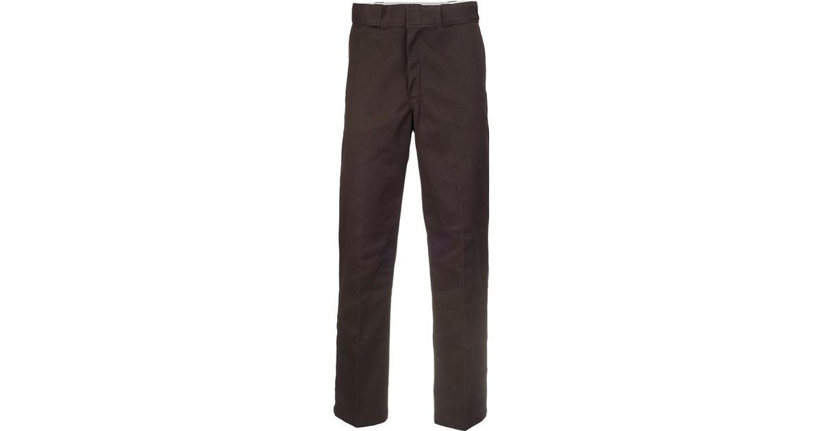 Dickies Original 874 Work Pants Dark Brown