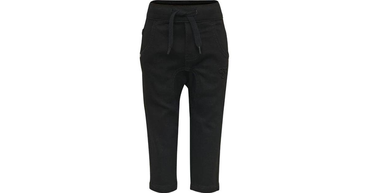 Hummel Leo Pants Black Denim (203860 2405)