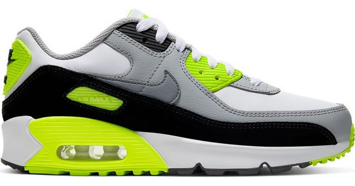 Nike Air Max 90 LTR GS VitLight Smoke GreyVoltParticle Grey