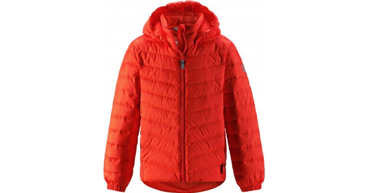 Reima Junior's Lightweight Down Jacket Falk Orange (531341 2770)