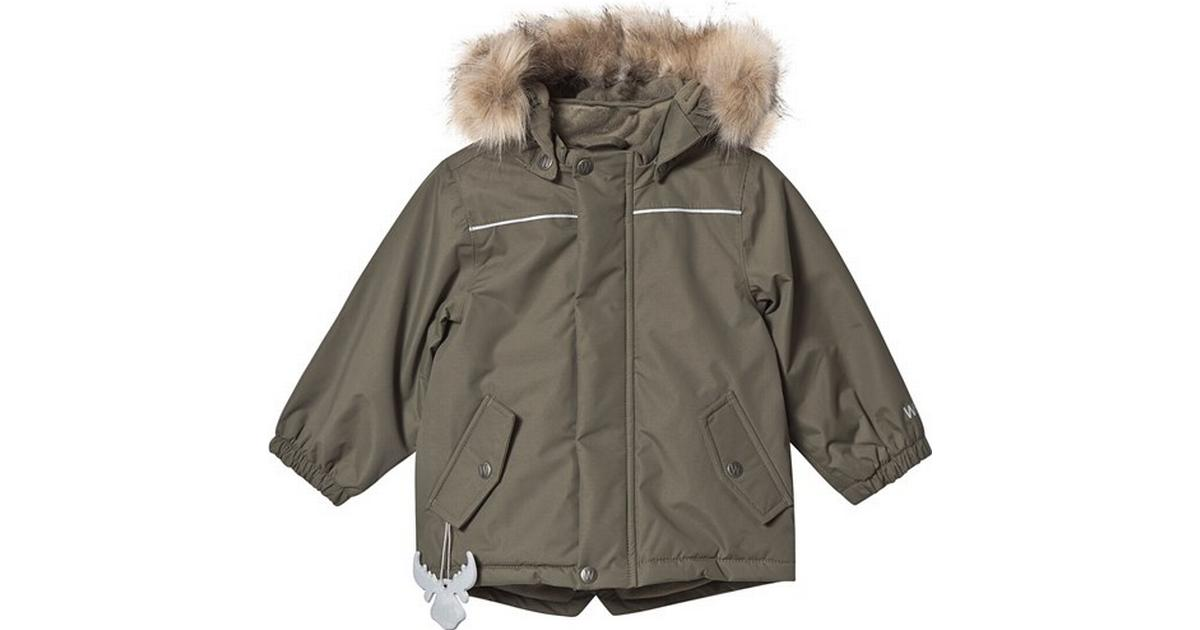Wheat Elton Tech Jacket Army Leaf (29499005993062) • Se