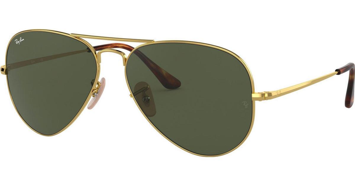 ray ban polariseret aviator solbriller billigt