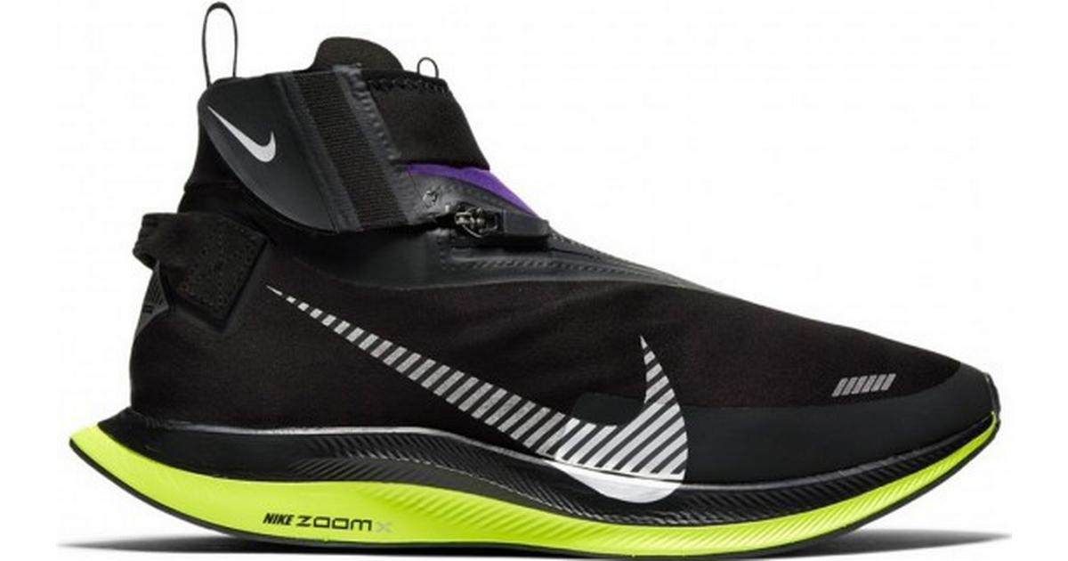 Nike Air Zoom Pegasus Turbo Shield M BlackVoltage Purple