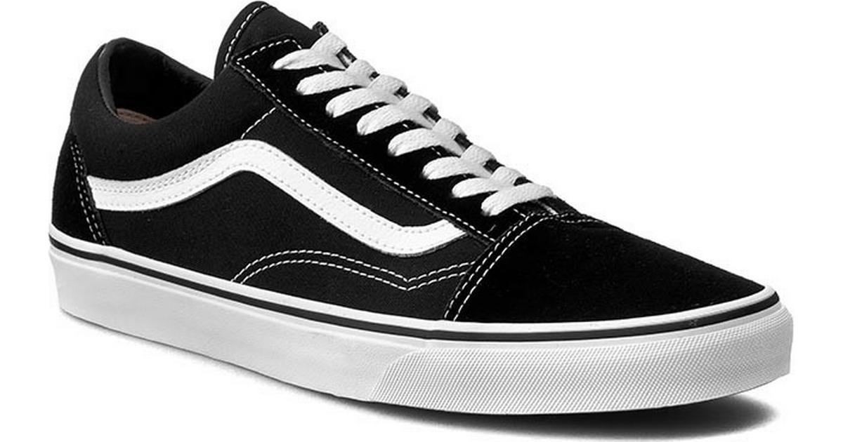 Vans Old Skool - Black • Se pris (27