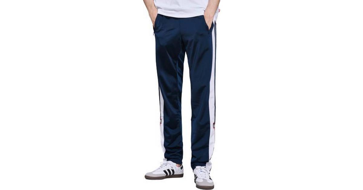 Adidas Adibreak Track Pants Men Collegiate Navy Sammenlign priser & anmeldelser på PriceRunner Danmark