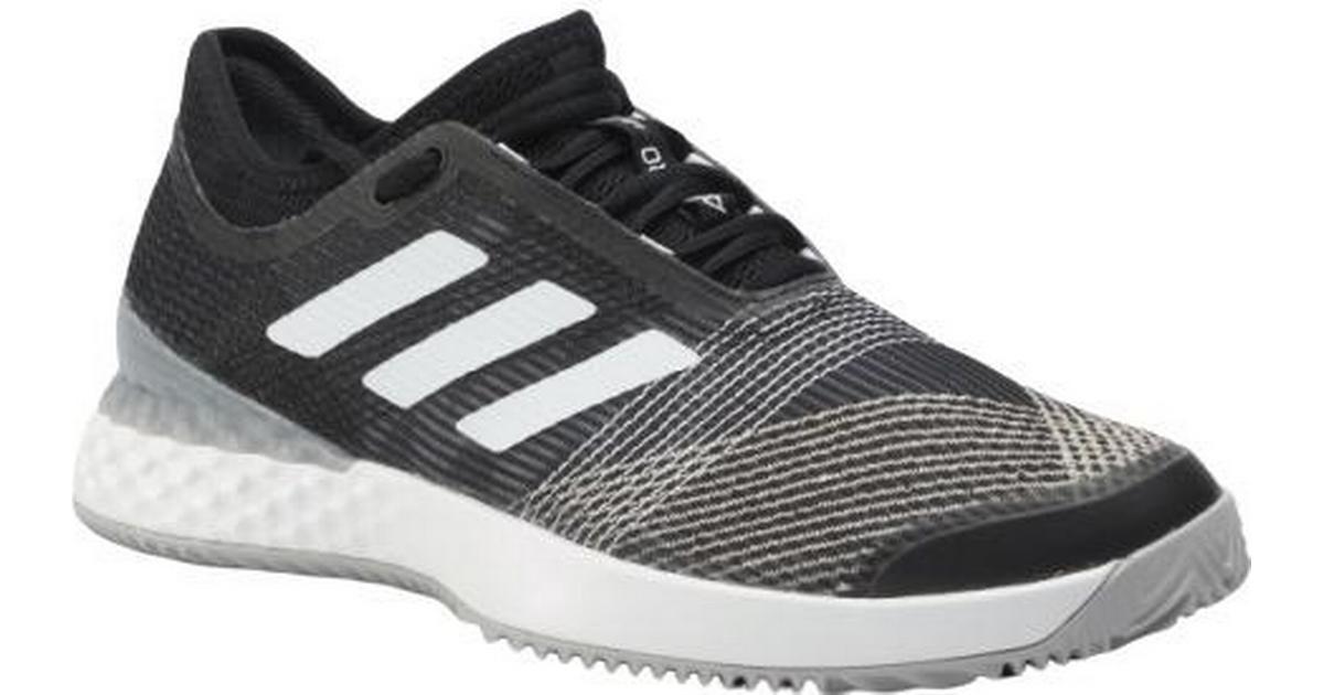 Adidas Adizero Ubersonic 3.0 Clay M Core BlackFtwr WhiteLight Granite Sammenlign priser & anmeldelser på PriceRunner Danmark