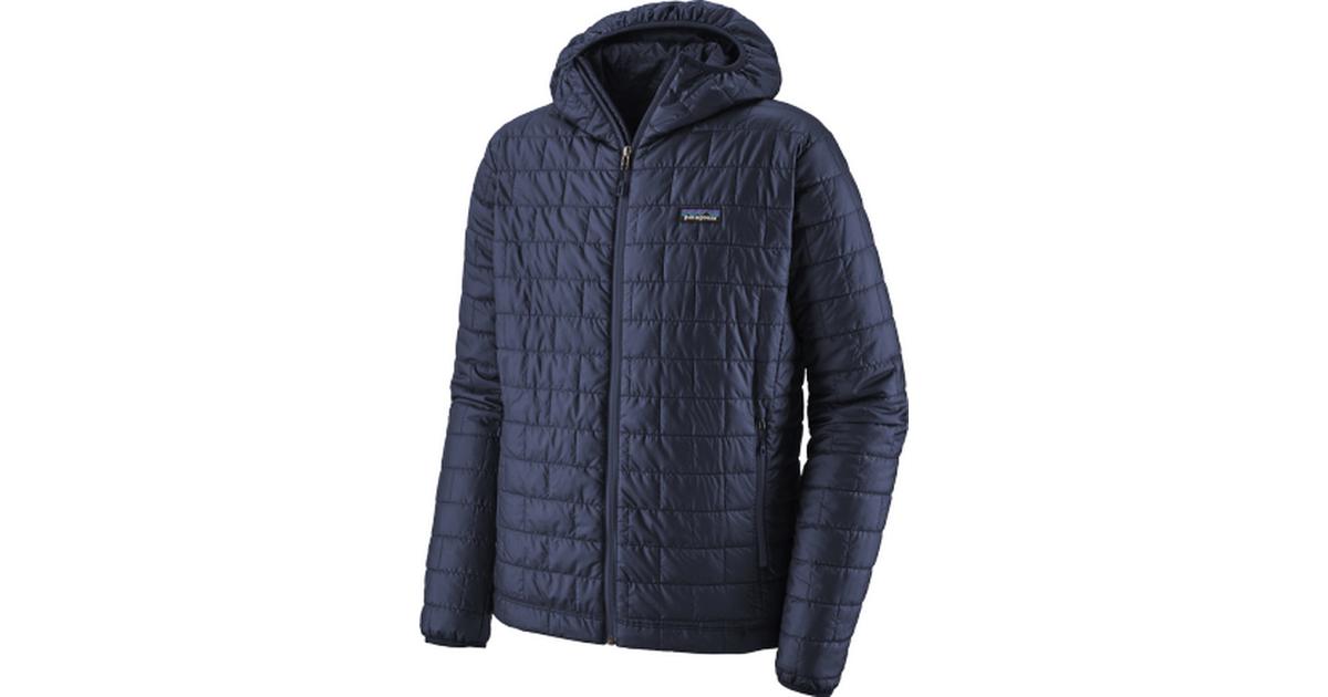 Patagonia Nano Puff Hoody Syntetisk jakke Herre | Gratis