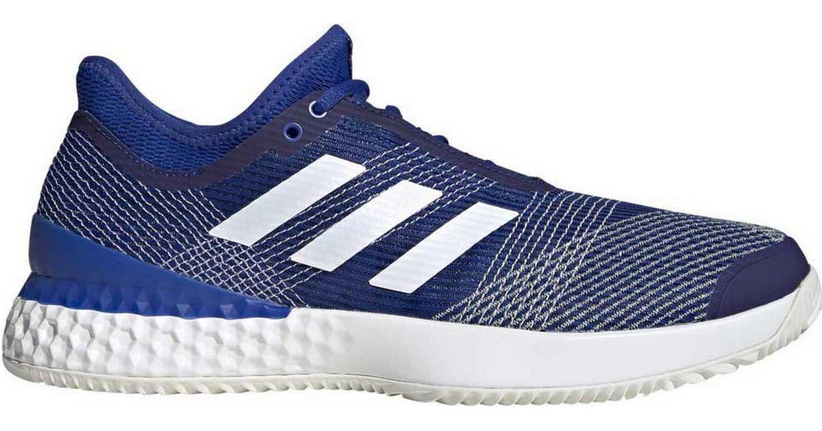 Adidas Adizero Ubersonic 3.0 Clay M Team Royal BlueCloud WhiteOff White