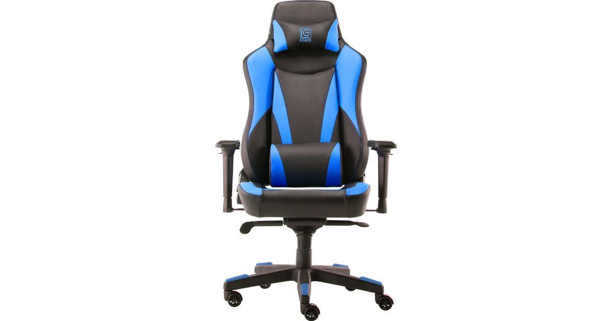 LC Power LC GC 701BBL Gaming Chair BlackBlue