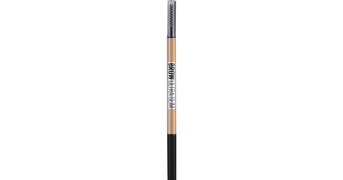 Maybelline Brow Ultra Slim Defining Eyebrow Pencil Light ...