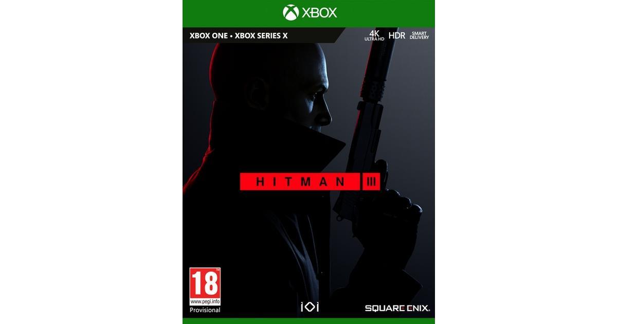 Hitman III Xbox One • Se pris (9 butikker) hos PriceRunner