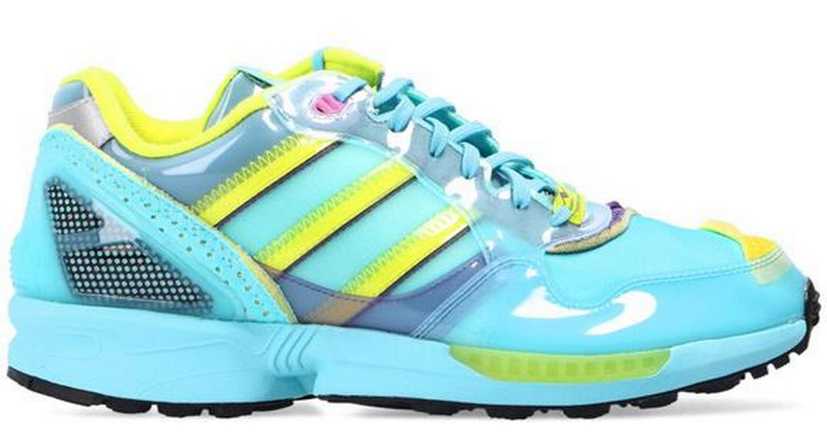 adidas ZX 6000 Inside Out GZ2711 X-Ray Clear Pink - Shoe
