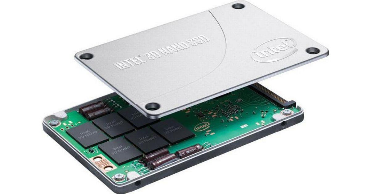 Intel DC P4501 500 GB 2.5 Internal Solid State Drive